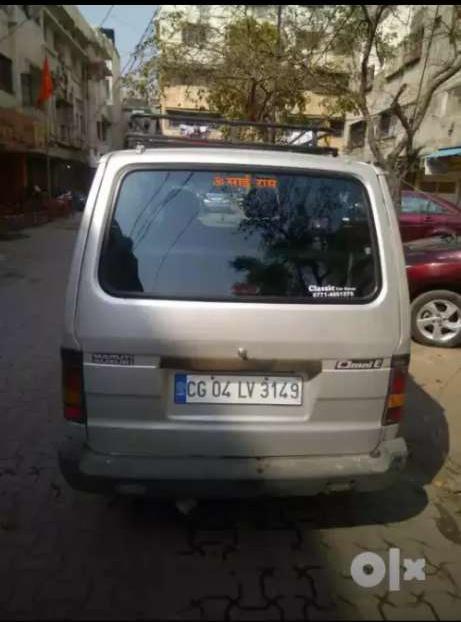 Used 2017 Maruti Suzuki Omni for sale