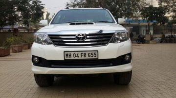 2012 Toyota Fortuner 4x2 MT or sale