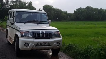 2011 Mahindra Bolero SLX MT for sale at low price