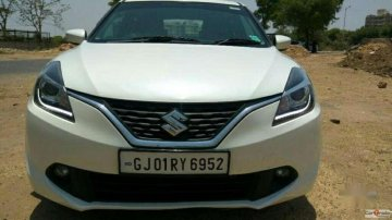 Used Maruti Suzuki Baleno car 2017 for sale at low price