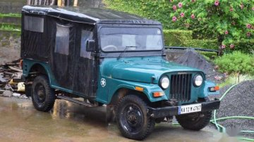 Used Mahindra Jeep car 1996 for sale at low price