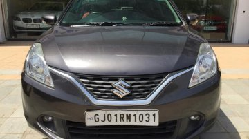 Used Maruti Suzuki Baleno Zeta 2015 for sale