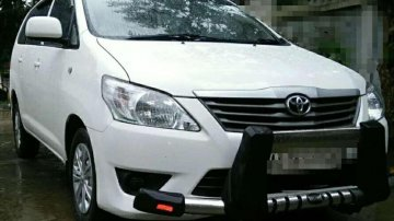 Used Toyota Innova car 2017 for sale at low price