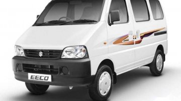 Maruti Suzuki Eeco 5 STR WITH HTR CNG, 2019, CNG & Hybrids for sale
