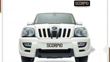 2019 Mahindra Scorpio MT for sale