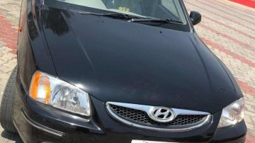 Used Hyundai Accent car 2005 for sale at low price