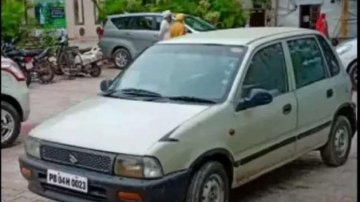 2002 Maruti Suzuki Zen for sale at low price