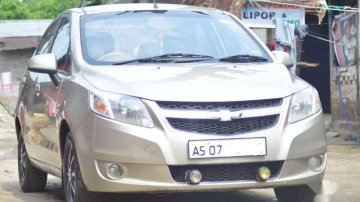 Used Chevrolet Sail car 2014 for sale at low price