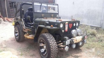 Used Mahindra Thar car  1987 for sale at low price