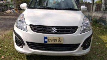 Used Maruti Suzuki Swift Dzire 2012 car at low price