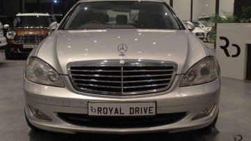 Used Mercedes Benz S Class car 2008 for sale at low price