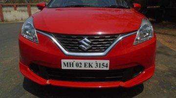 Used Maruti Suzuki Baleno car 2016 for sale at low price