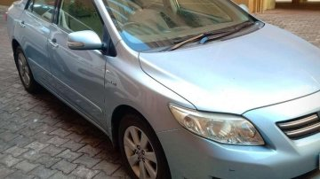 Used Toyota Corolla Altis car 2009 for sale at low price