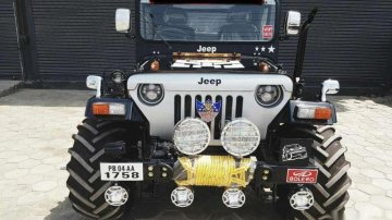 Mahindra Thar, 2019, Diesel for sale