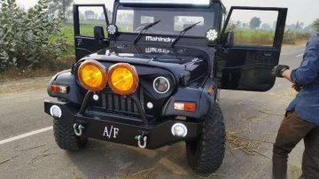 Used Mahindra Bolero car 2019 for sale at low price