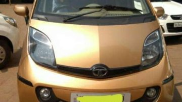 Used Tata Nano car 2015 for sale at low price