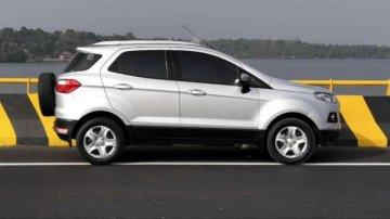 Ford Ecosport EcoSport Ambiente 1.5 TDCi, 2016, Diesel for sale