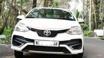 Used Toyota Etios V 2017 for sale
