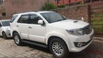 Used 2013 Toyota Fortuner car for sale at low price