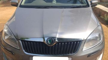 Skoda Rapid 1.6 MPI MT ambition style, 2012, Diesel for sale