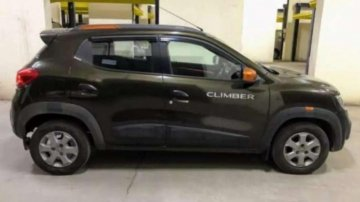 Used Renault Kwid Climber 1.0 MT 2017 for sale