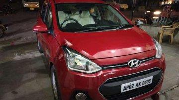 Used Hyundai Xcent 2014 car at low price