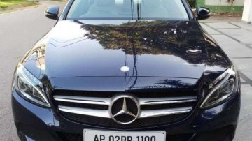 Used Mercedes Benz C Class 220 2016 for sale