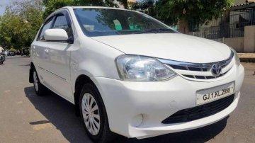 Used Toyota Etios 2011 car at low price