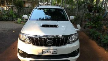 Used Toyota Fortuner car 2015 for sale at low price