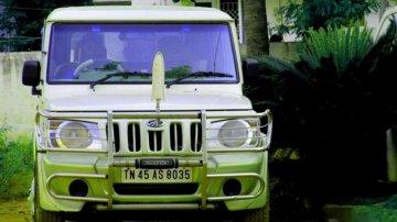 Used Mahindra Bolero car 2011 for sale at low price