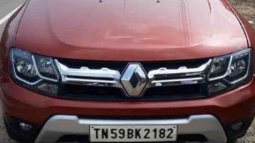 Renault Duster 110 Ps Rxz Diesel (opt), 2016, Diesel for sale