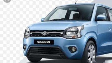 Used 2019 Maruti Suzuki Wagon R for sale