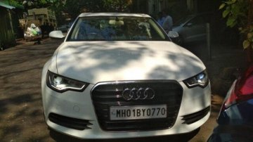 Used Audi A6 2.0 TDI Premium Plus 2015 for sale