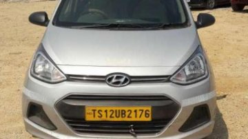 Used Hyundai Xcent car 2017 for sale at low price