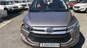 Used 2018 Toyota Innova Crysta for sale