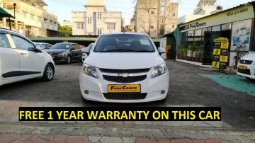 Used Chevrolet Sail LT ABS 2013 for sale