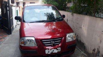Used Hyundai Santro Xing car 2009 for sale at low price