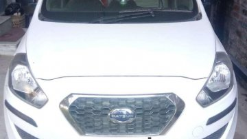 Used 2016 Datsun Go car at low price