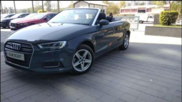 Used 2017 Audi A3 Cabriolet for sale