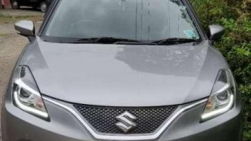 Used Maruti Suzuki Baleno car 2017 for sale at low price