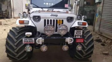 2018 Mahindra Thar for sale