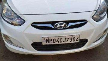Used 2012 Hyundai Accent car at low price