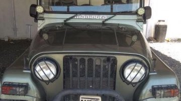 Used 2015 Mahindra Thar for sale