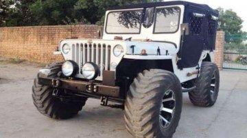 Mahindra Thar DI 4WD, 2018, Diesel for sale