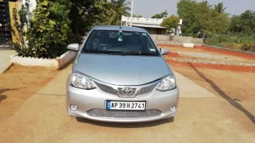 Used Toyota Etios car 2016 for sale at low price