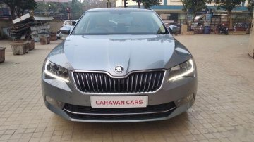 2017 Skoda Superb for sale at low price