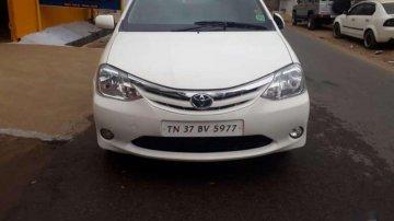 Used Toyota Etios 2012 car at low price