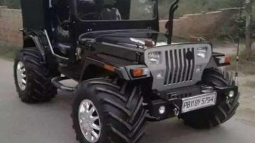 2019 Mahindra Thar for sale at low price
