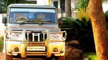 Mahindra Bolero DI BS III, 2009, Diesel for sale