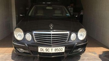 2009 Mercedes Benz E Class for sale at low price